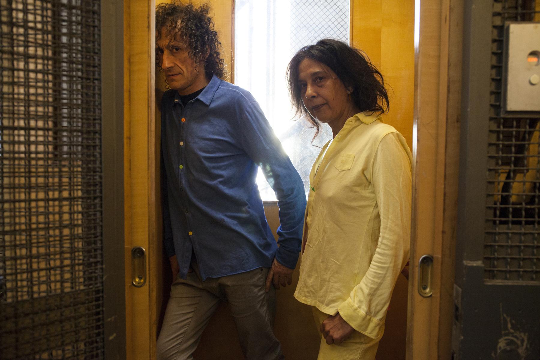 Antonio Rezza e Flavia Mastrella.